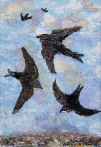 Swifts (photoscan)